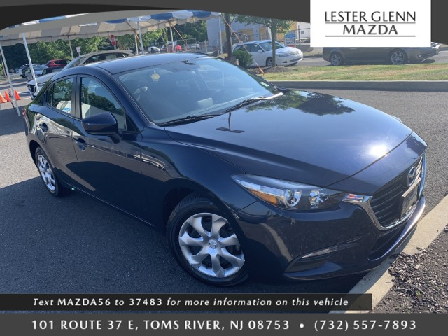 used 2017 Mazda Mazda3 4-Door car