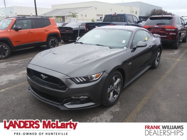 used 2017 Ford Mustang car