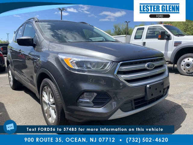 used 2018 Ford Escape car, priced at $21,935