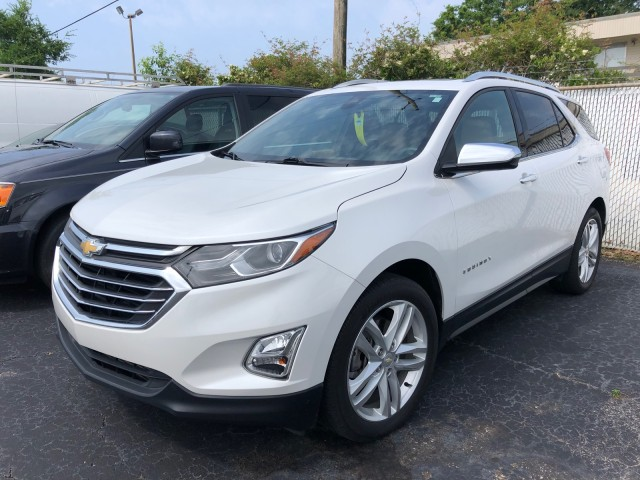 used 2018 Chevrolet Equinox car