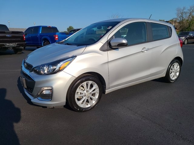 used 2021 Chevrolet Spark car, priced at $18,980