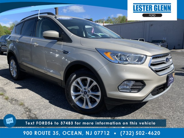 used 2018 Ford Escape car, priced at $21,761