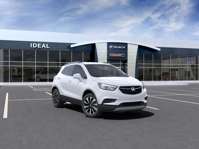 new 2021 Buick Encore car, priced at $25,805
