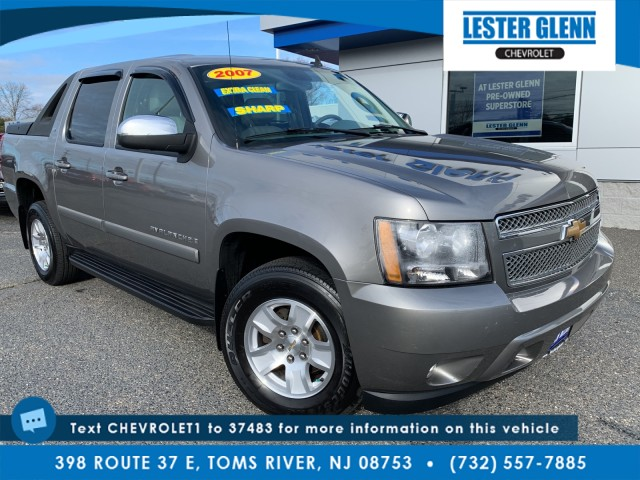 used 2008 Chevrolet Avalanche car