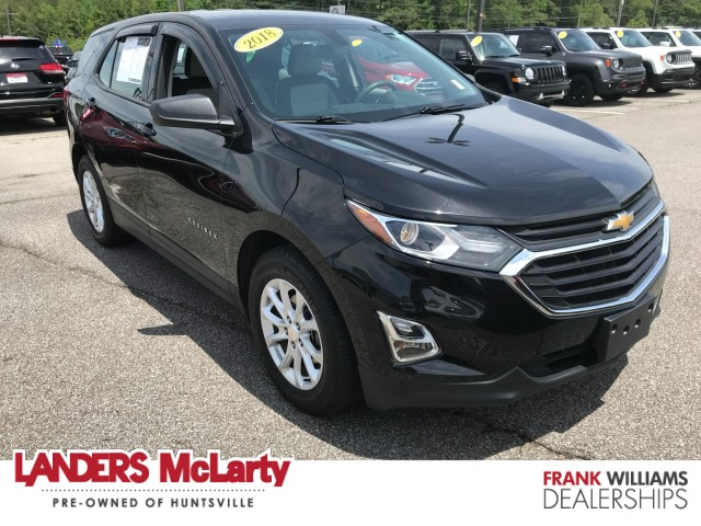 used 2018 Chevrolet Equinox car, priced at $20,990