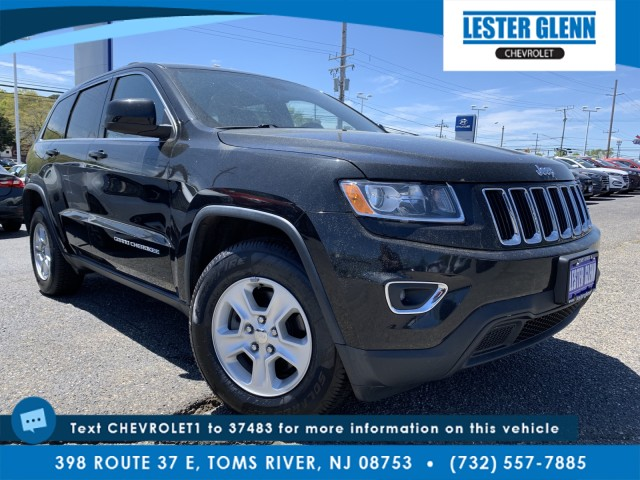 used 2014 Jeep Grand Cherokee car, priced at $16,937