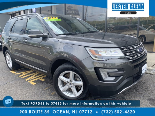 used 2017 Ford Explorer car, priced at $24,935