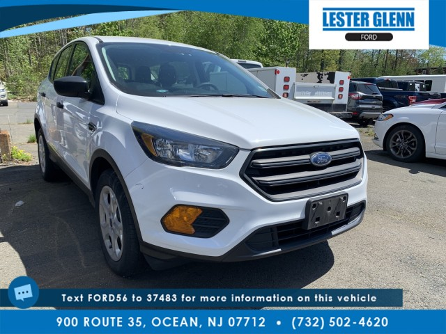 used 2018 Ford Escape car, priced at $14,935