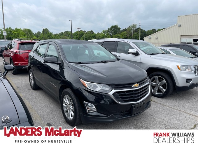 used 2018 Chevrolet Equinox car, priced at $19,990