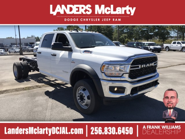 new 2020 Ram 4500 Chassis Cab car, priced at $60,615