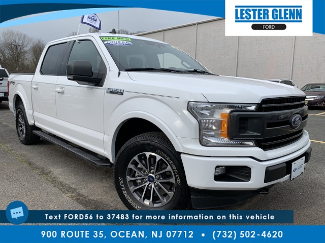 used 2019 Ford F-150 car, priced at $37,935