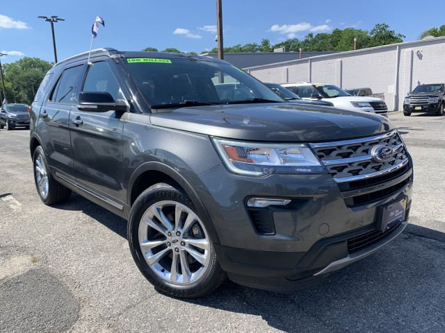 used 2018 Ford Explorer car, priced at $33,517
